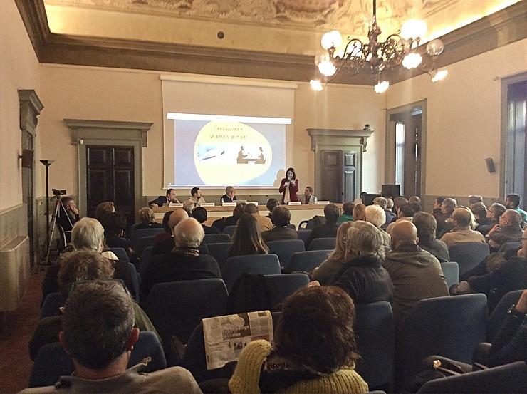 Sala convegni Ordine Architetti Brescia